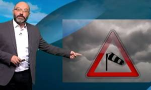 Πολύ σοβαρή επιδείνωση του καιρού! Η νέα προειδοποίηση του Σάκη Αρναούτογλου (photos)