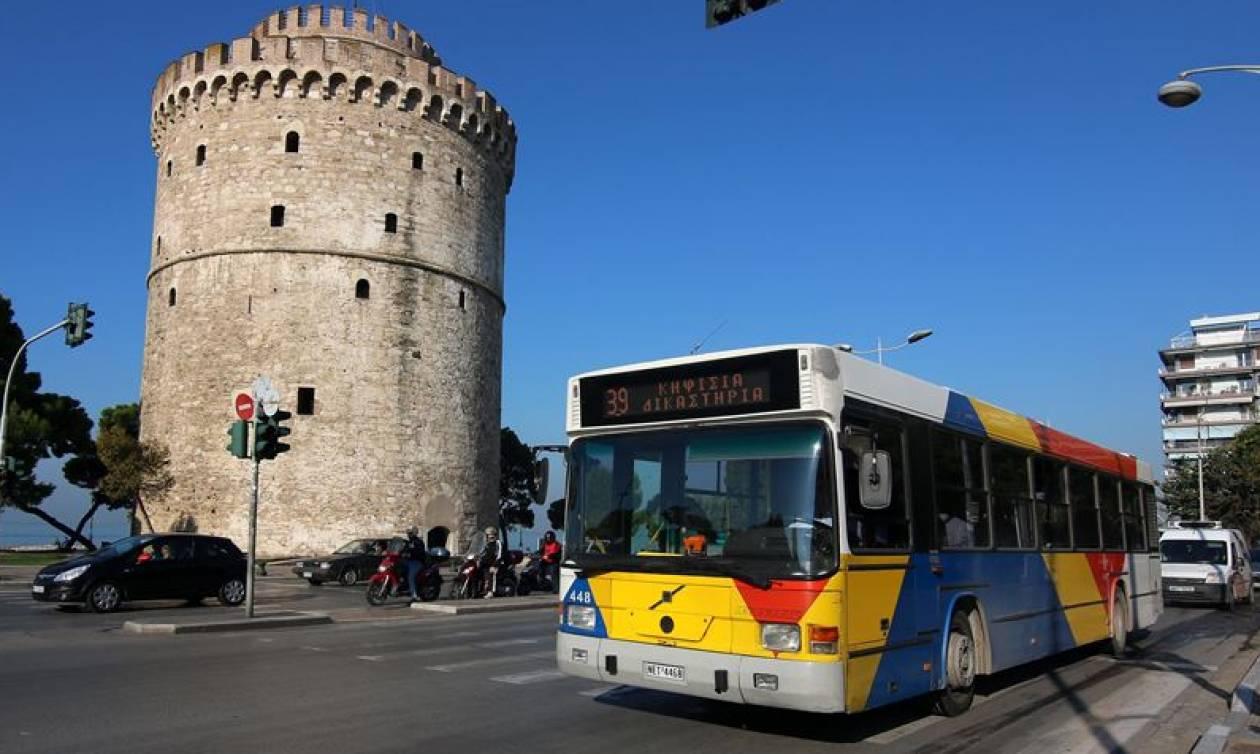 Συμμορία έκλεβε επιβάτες σε λεωφορεία του ΟΑΣΘ - Τέσσερις συλλήψεις