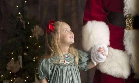 Τι λέμε στο παιδί μας για τον Άγιο Βασίλη;