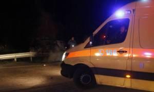 Νέα τραγωδία στην άσφαλτο: Θανατηφόρο τροχαίο στα Φάρσαλα