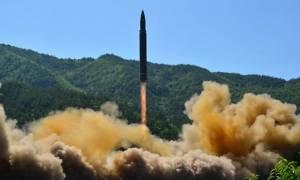 Βόρεια Κορέα: Μπορούμε να διαλύσουμε τις ΗΠΑ με τον πύραυλο που δοκιμάσαμε