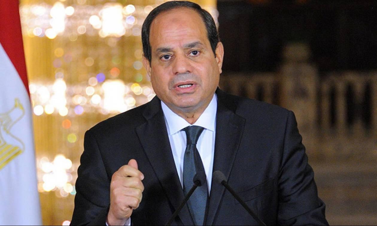 Αλ-Σίσι προς τον αιγυπτιακό στρατό: Αν χρειαστεί χρησιμοποιείστε ωμή βία