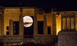 Ετοιμαστείτε για τη σούπερ Σελήνη – Το φαινόμενο που δεν πρέπει να χάσετε!