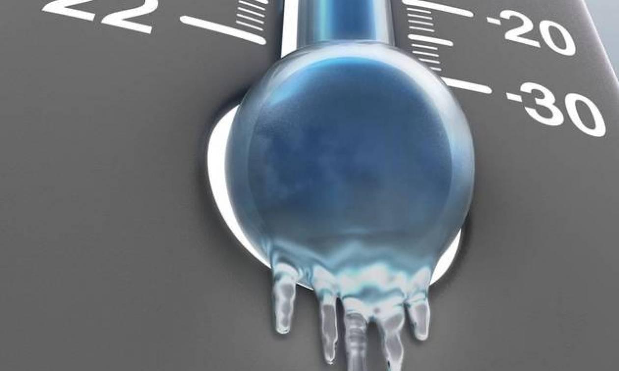Απίστευτο! Ο υδράργυρος έδειξε -60 βαθμούς Κελσίου! Δείτε τη φωτογραφία - ντοκουμέντο