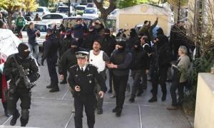 Στον εισαγγελέα οι εννέα Τούρκοι συλληφθέντες (pics)