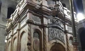 Αποκλειστικό: Έτσι θα καταστραφεί ο Πανάγιος Τάφος