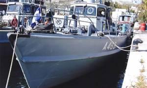 Νέα πρoσάραξη πλοίου του Πολεμικού Ναυτικού έξω από τον Πόρο
