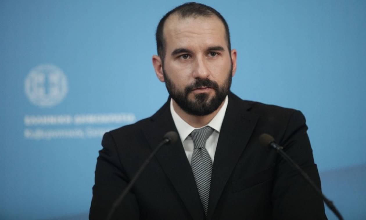 Τζανακόπουλος για Μαρέβα: «Δεν είμαστε όλοι ίδιοι κυρία Μητσοτάκη»
