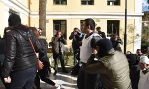 Ερυθρά αγγελία είχε ένας από τους Τούρκους συλληφθέντες