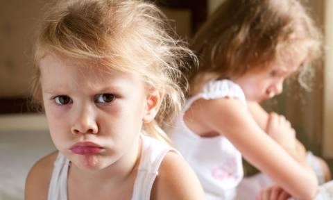 Πότε τα παιδί γίνεται επιθετικό και πώς να το αντιμετωπίσετε