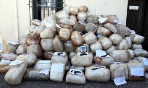 Στη φυλακή οι τρεις πρώτοι του μεγάλου κυκλώματος που μετέφερε ναρκωτικά στην Ελλάδα