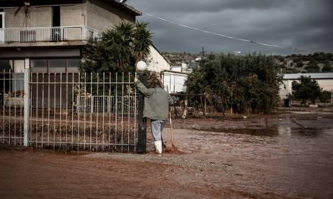 European Parliament discussing deadly Attica floods