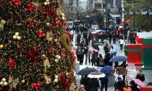 Χριστούγεννα 2017- Πρωτοχρονιά 2018: Αυτό είναι το εορταστικό ωράριο των καταστημάτων
