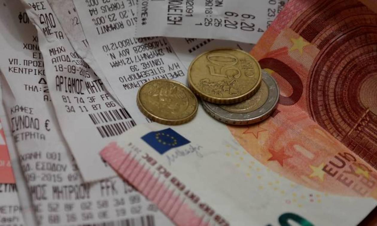 Λοταρία αποδείξεων: Πού, πώς και πότε θα δείτε αν κερδίσατε τα 1.000 ευρώ!