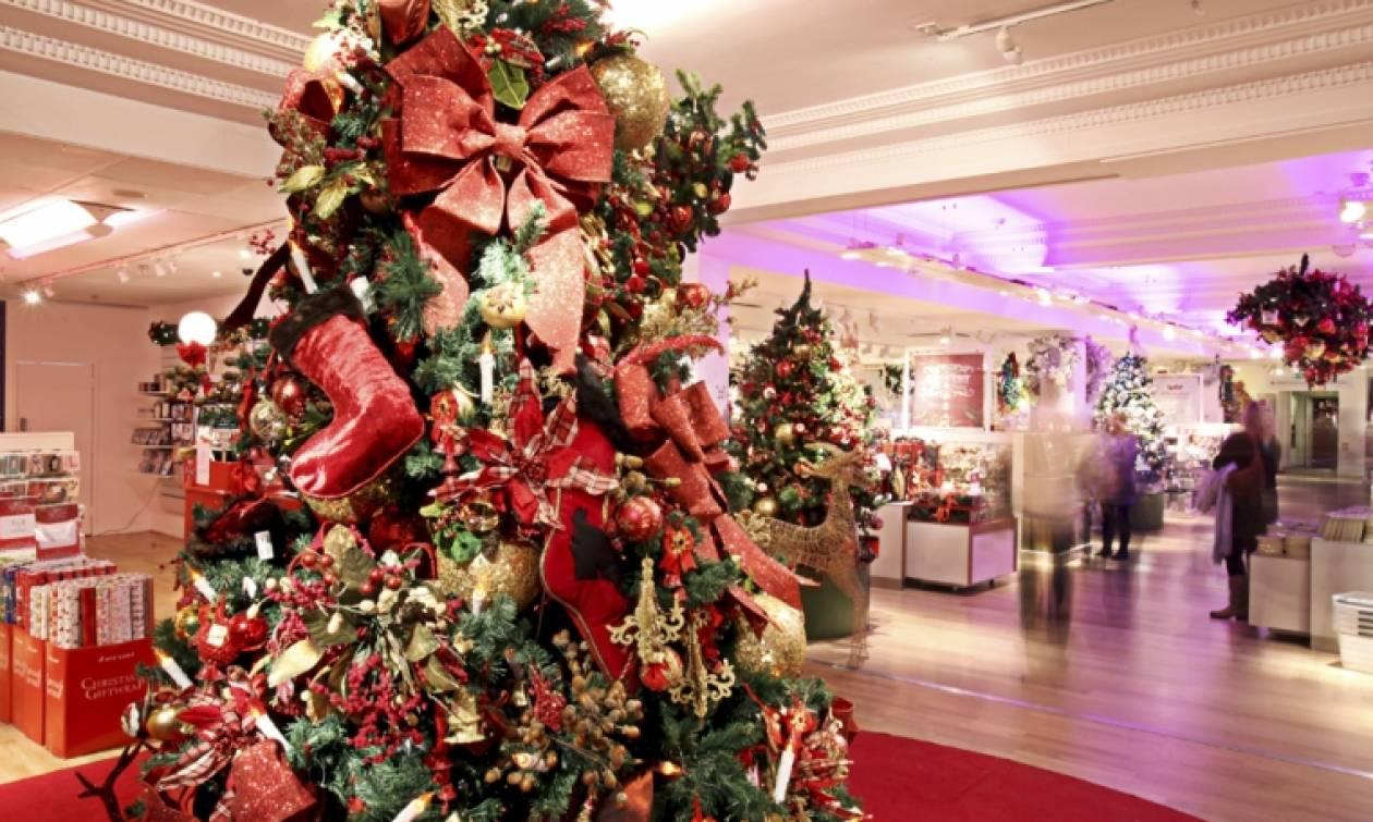 Αποτέλεσμα εικόνας για εορταστικο ωραριο χριστουγεννων 2018