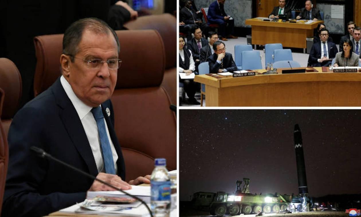 Τριγμούς στις σχέσεις ΗΠΑ-Ρωσίας προκαλεί η νέα εκτόξευση πυραύλου από την Πιονγκγιάνγκ