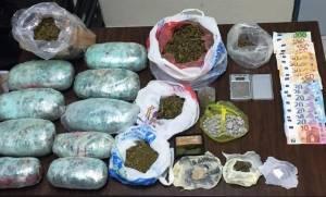 Αθήνα: Εξαρθρώθηκε μεγάλο κύκλωμα διακίνησης ναρκωτικών