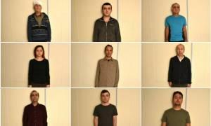 Αυτοί είναι οι εννέα Τούρκοι που συνελήφθησαν για τρομοκρατία σε Νέο Κόσμο και Καλλιθέα