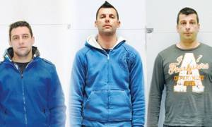 Ο «χοντρός» της συμμορίας των ληστών πήγε σε τηλεοπτική εκπομπή και συνελήφθη