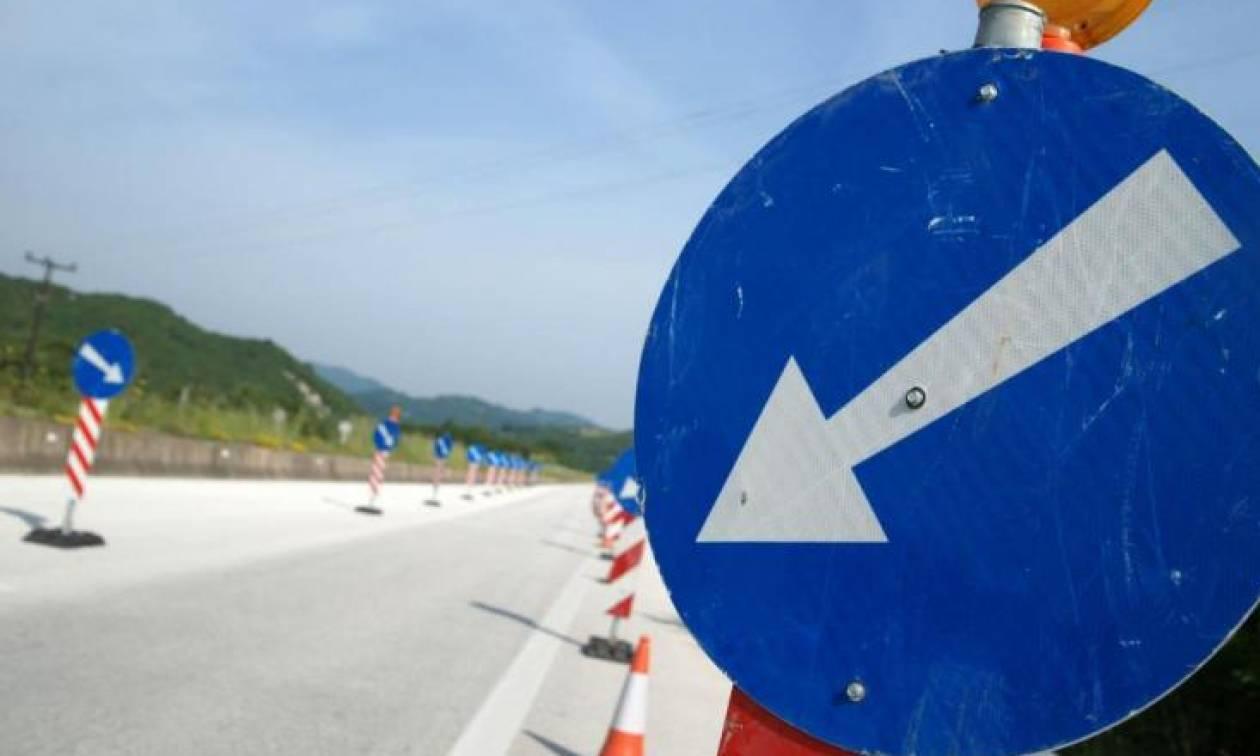 Κλείνει τις επόμενες ημέρες τμήμα της Εθνική Οδού Αθηνών – Λαμίας