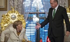 Τα «βρήκαν» μετά από μήνες Μέρκελ και Ερντογάν