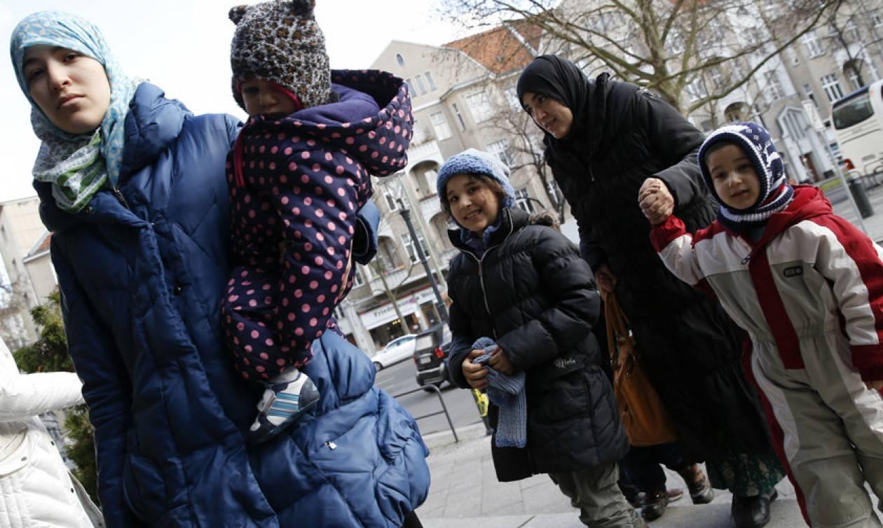Ο μουσουλμανικός πληθυσμός της Ευρώπης θα διπλασιαστεί ακόμη και με μηδενική μετανάστευση (Pics)