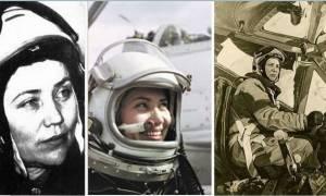 Μαρίνα Ποπόβιτς: Πέθανε η Ρωσίδα πιλότος που πρώτη στον κόσμο έσπασε το φράγμα του ήχου (Pics+Vid)