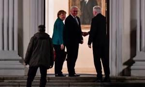 Γερμανία: Ολοκληρώθηκε η κρίσιμη συνάντηση για τον «μεγάλο» συνασπισμό - Άγνωστο το αποτέλεσμα