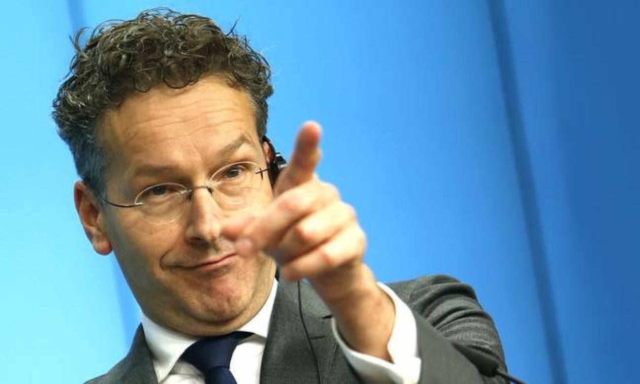 Ο Ντάισελμπλουμ δεν έχει κάποια προτίμηση για τον επόμενο πρόεδρο του Eurogroup
