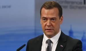 Μεντβέντεφ: Οι σχέσεις Μόσχας - Ουάσιγκτον είναι «φρικτές»