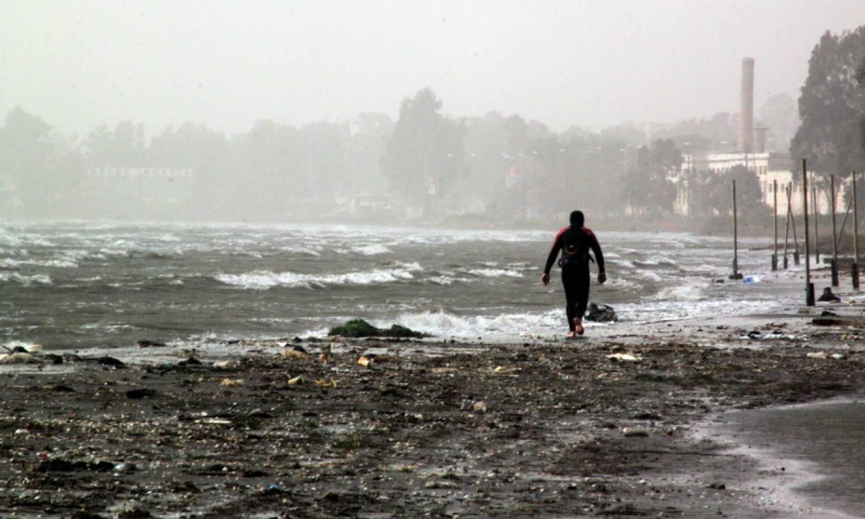 Καιρός τώρα: Ισχυροί άνεμοι θα σαρώσουν τα πάντα! Δείτε που θα σημειωθούν καταιγίδες (pics)