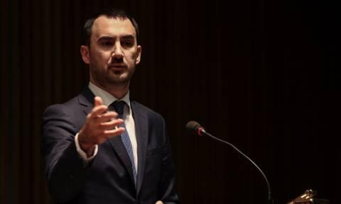Χαρίτσης: Συγκροτείται το Ταμείο Υποδομών με 450 εκατ. ευρώ προϋπολογισμό