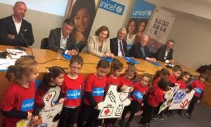 Ο Ερυθρός Σταυρός στον Τηλεμαραθώνιο Αγάπης της UNICEF