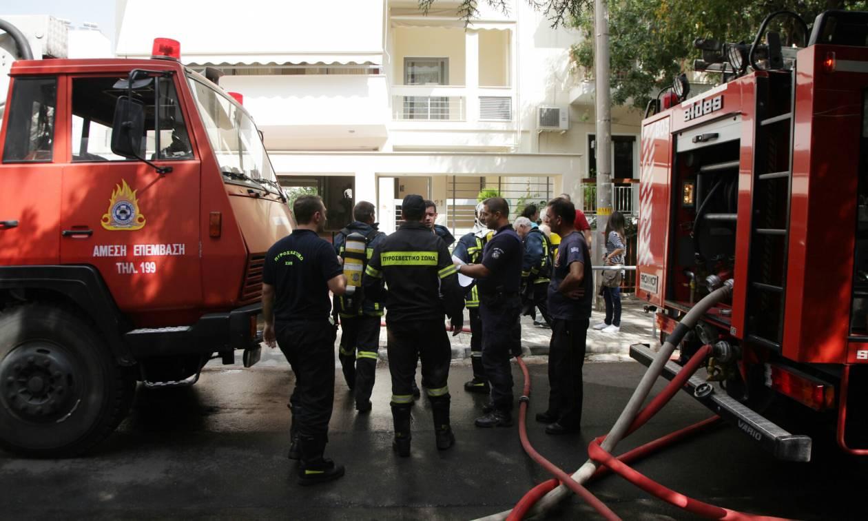 Τραγωδία στη Θεσσαλονίκη: Νεκρός εντοπίστηκε άνδρας μετά από φωτιά σε διαμέρισμα