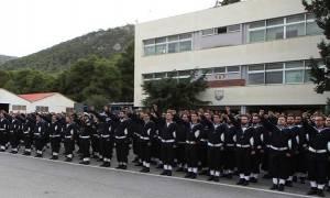 Τελετή Ορκωμοσίας Ναυτών 2017 Δ΄ ΕΣΣΟ