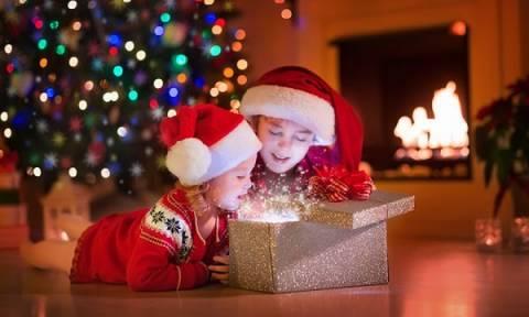 Δέκα προτάσεις για οικονομικά παιδικά δώρα