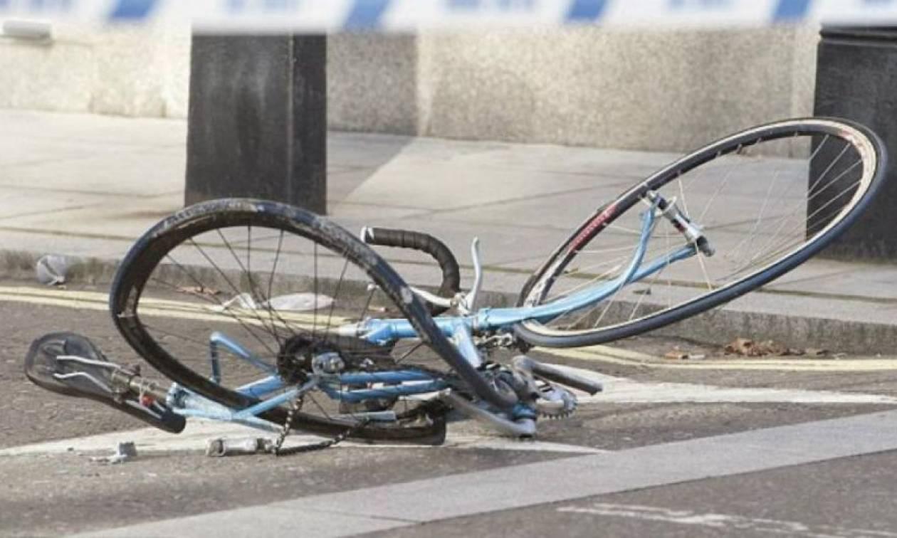 ΣΟΚ στη Θεσσαλονίκη: Ποδηλάτης αποκεφαλίστηκε σε σύγκρουση με φορτηγό