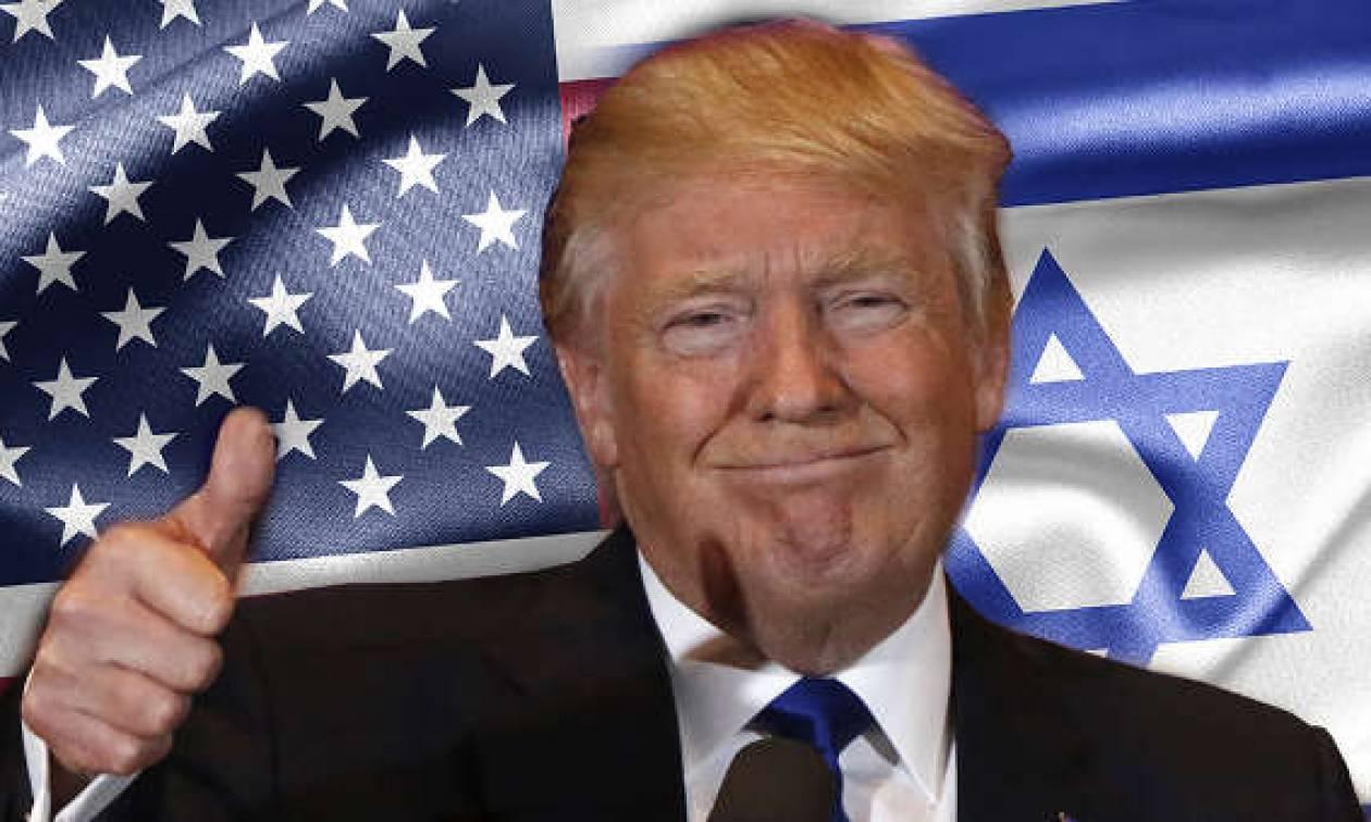 Είδηση-βόμβα: Ο Τραμπ ετοιμάζεται να αναγνωρίσει την Ιερουσαλήμ ως πρωτεύουσα του Ισραήλ