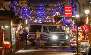Γερμανία: Μυστήριο με τον «εκρηκτικό μηχανισμό» στη χριστουγεννιάτικη αγορά του Πότσνταμ
