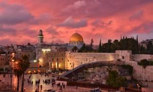 Η Παλαιστίνη προειδοποιεί: «Βόμβα» στη Μέση Ανατολή η αναγνώριση της Ιερουσαλήμ
