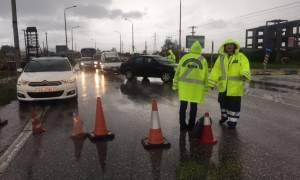 Κακοκαιρία: Αυτοί οι δρόμοι είναι κλειστοί λόγω πλημμυρών και κατολισθήσεων
