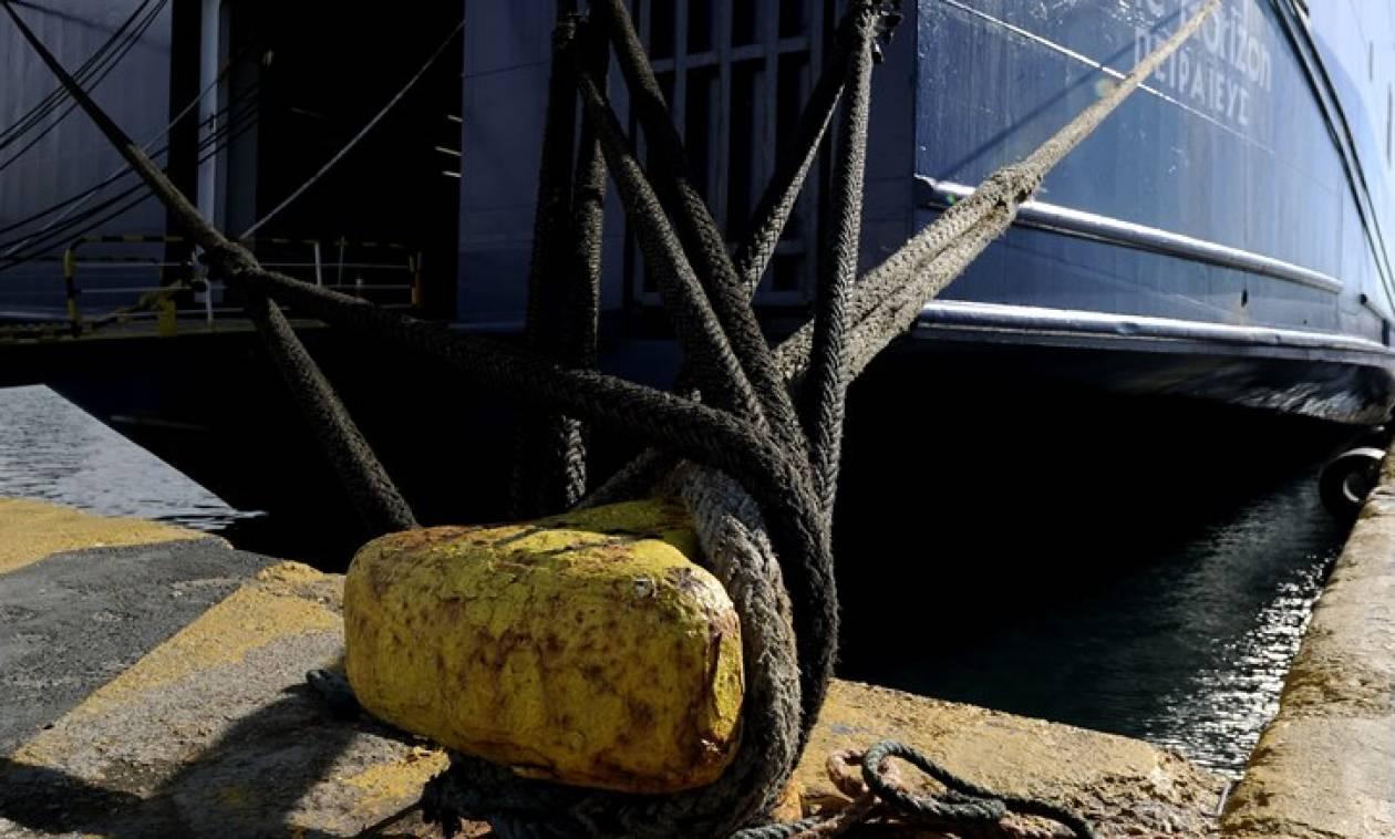 Κακοκαιρία ΤΩΡΑ: Δείτε σε ποια λιμάνια παραμένουν δεμένα τα πλοία