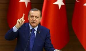 Ερντογάν: Τα αμερικανικά δικαστήρια δεν μπορούν να δικάσουν την Τουρκία