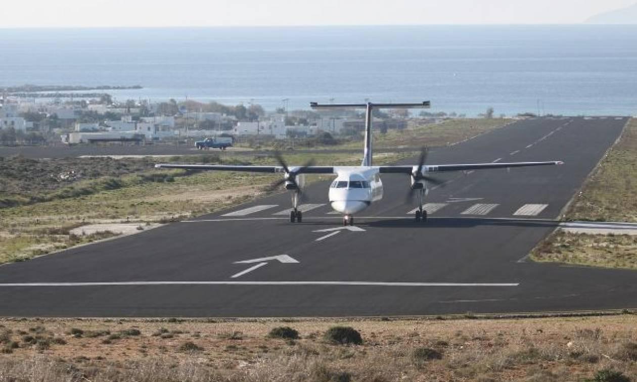 Χαμός στην πτήση Σύρος-Αθήνα: Έφαγαν «πόρτα» τέσσερις επιβάτες - Τεράστια ταλαιπωρία