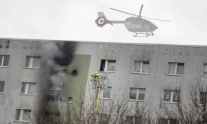 Παραλίγο τραγωδία στο Βερολίνο: Φωτιά σε πολυκατοικία - Τουλάχιστον 18 τραυματίες