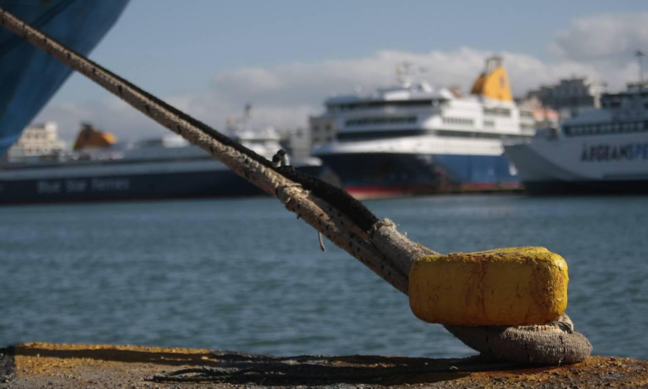 Ηγουμενίτσα: Έσπασε το σχοινί σε καταπέλτη πλοίου