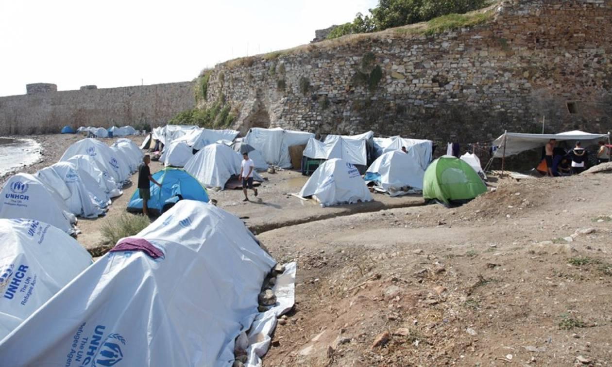 ΣΟΚ στη Χίο: Ανήλικος αποπειράθηκε να κρεμαστεί με το μανίκι του