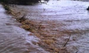 Καιρός: Ανησυχία στη Φθιώτιδα  - «Φούσκωσε» ο Ρουστιανίτης
