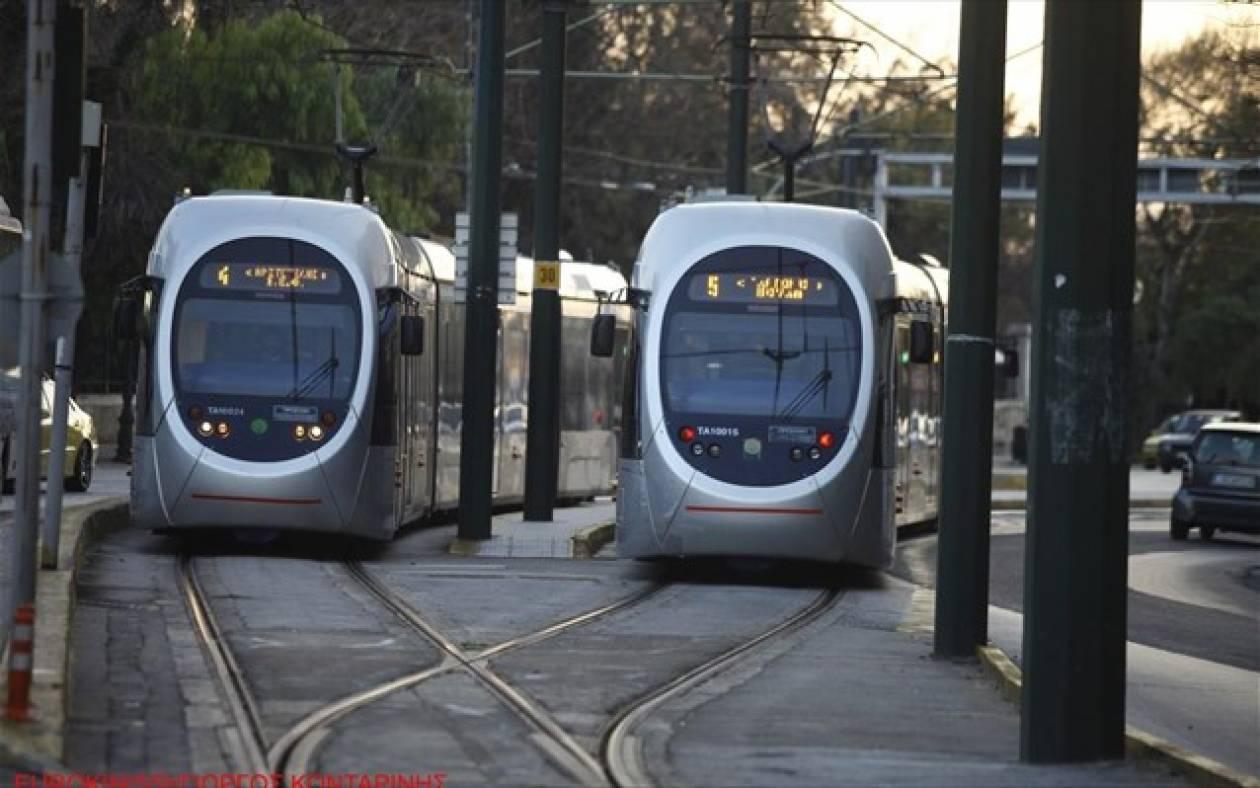 Κυκλοφοριακές ρυθμίσεις διαρκείας στο κέντρο της Αθήνας λόγω εργασιών για το τραμ
