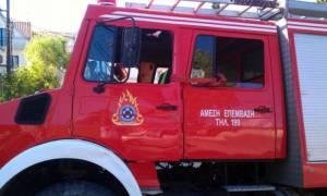 Φωτιά σε διαμέρισμα στη Νερατζιώτισσα